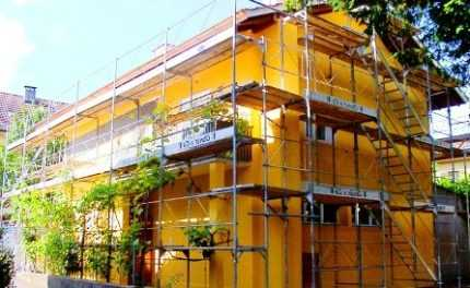 Утепление стен домов Теплый Фасад Одесса 10
