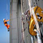 высотные роботы - промышленный альпинизм