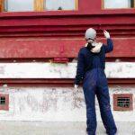 Покраска фасадов в Одессе цена