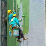 Покраска фасадов в Одессе и Одесской области