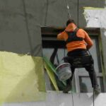 Фасадные работы в Одессе цена