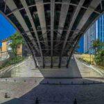 Покраска мостов в Одессе